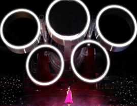 南京第2届奥林匹克青年运动会(奥运五环)
