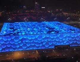 中国国家游泳中心(水立方)