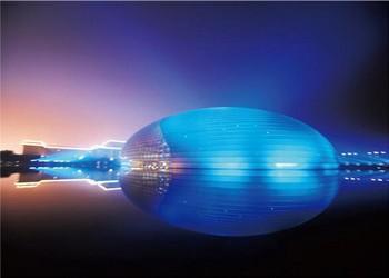 中国国家大剧院照明系统fun88体育注册灯杆制作及安装